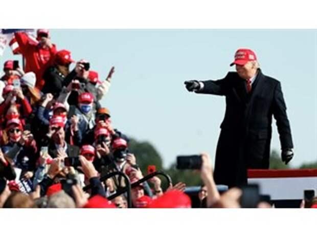 Трампизм не проиграл. Как президент США стал Конфуцием наших дней