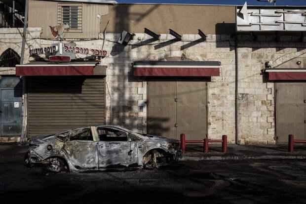 Израиль планирует ещё несколько дней бомбить Газу