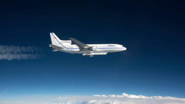 В США запустили экспериментальный спутник с самолета