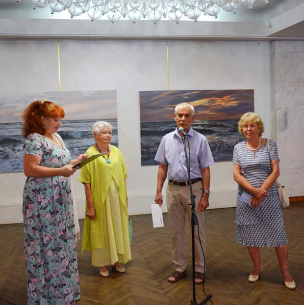 выставка посвященная морю Севастополь