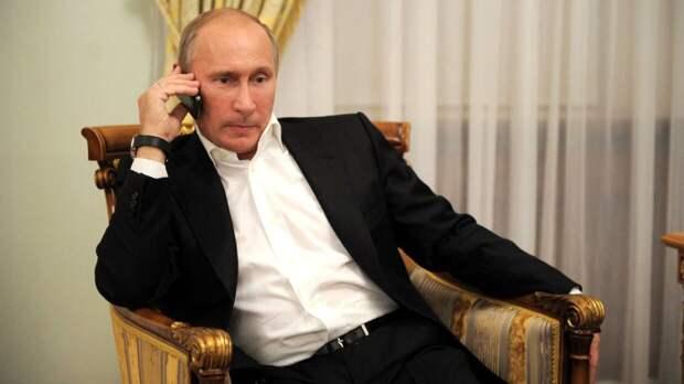 Путин и Байден по телефону обсуждали покушение на Лукашенко