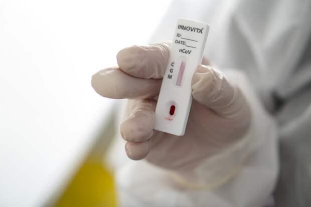 В Крыму экспресс-тесты на антитела к коронавирусу будут делать «скорые»