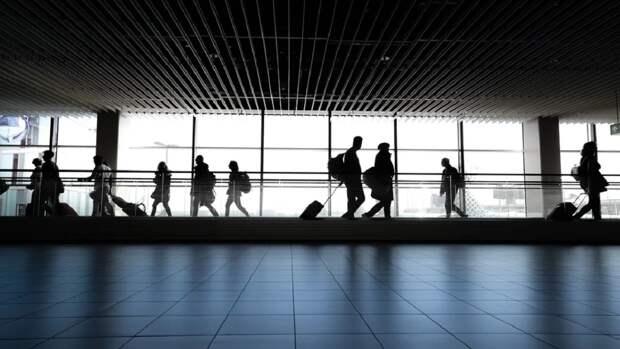 Россиянин перепутал сумки в аэропорту и увез полмиллиона рублей