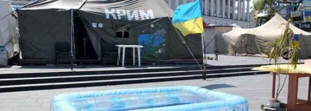 Потом обязательно заберем. В Киеве предлагают отложить вопрос Крыма на 100 лет