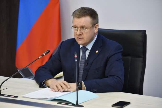 Любимов заявил об эффективной работе промышленных предприятий Рязанской области