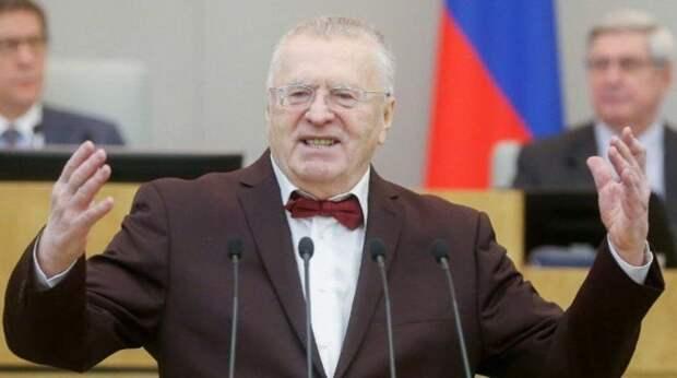 Жириновский назвал главных виновников войны в Карабахе