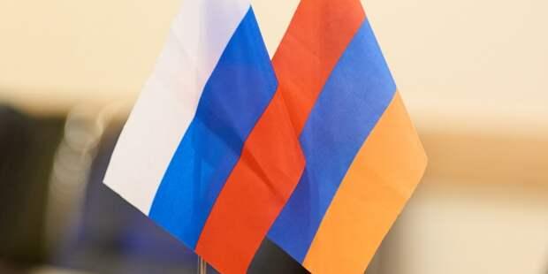 Путин и Пашинян поговорили о Карабахе