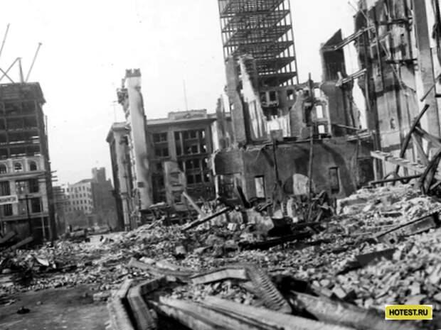 Американцам стерли память: почему никто не помнит о потопе 18 века