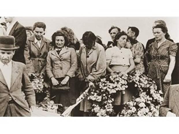 Погром в Жешуве. Как НКВД спасал евреев от поляков!
