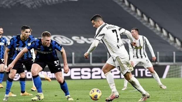 «Ювентус» – «Интер» – 3:2. Обзор матча и видео голов