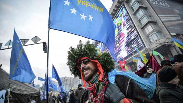 Евросоюз доволен бурным развитием Украины