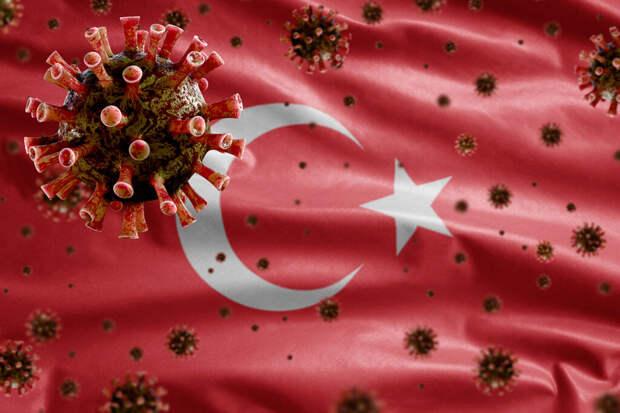 Турция может закрыть границы из-за «дельта»-штамма COVID