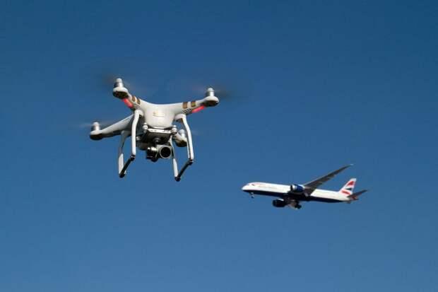 Дроны и самолеты: Как поделить небо?