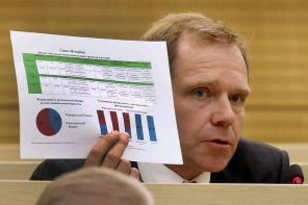 На фото: член комитета Совета Федерации РФ по регламенту и организации парламентской деятельности Андрей Кутепов