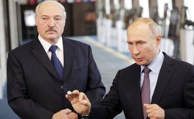 Холодный прием в Сочи: Путин сразу поставил Лукашенко на место