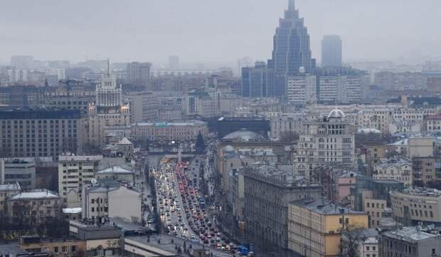 Облачная с погода, дожди и до 18 градусов тепла ожидается в столице 23 апреля
