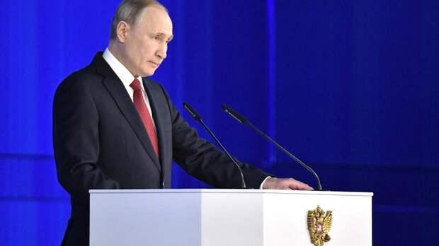 """""""Никаких полутонов"""". Путин закрыл чиновникам путь на Запад. Цель власти - служение России и русскому народу"""