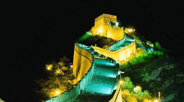 Тайны Великой Китайской стены