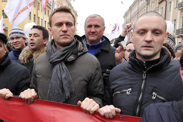 Зачем Удальцов сдал Навального властям