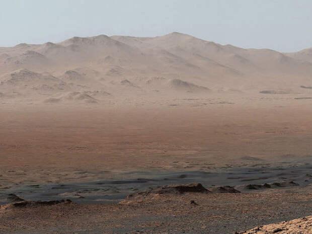 Астробиологи: Марс может быть пригоден для возникновения живых микроорганизмов