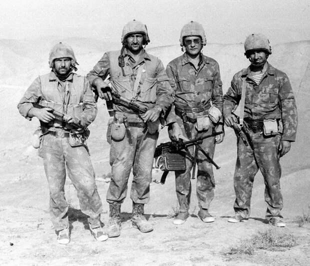 Для Александра Мирошниченко это была уже вторая командировка в Афганистан. «Боевая стажировка». 1980‑е годы