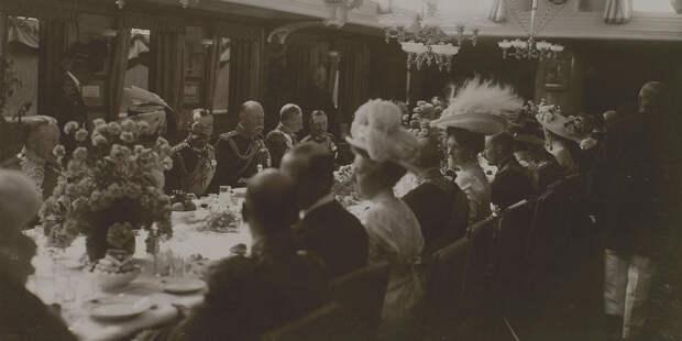 Любопытные факты о браке Николая II. Завтрак, обед и ужин последнего российского императора (2 статьи)