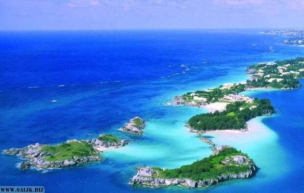 Пробы древних вулканов раскрыли настоящую тайну Бермудских островов