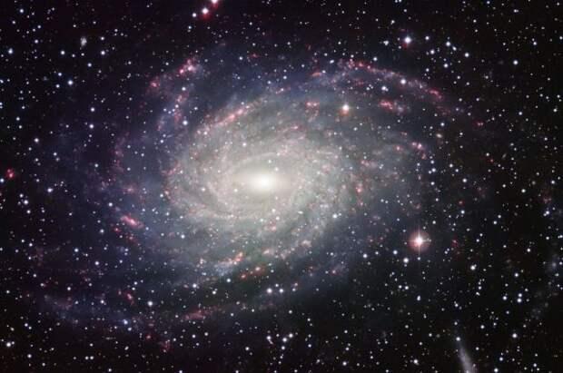 Ученые подсчитали, сколько во Вселенной может быть звезд из антиматерии