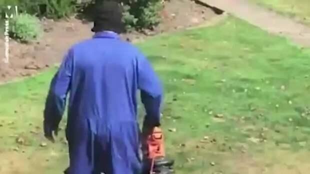 Пенсионер 20 лет терроризировал по утрам соседей пилой и воздуходувкой