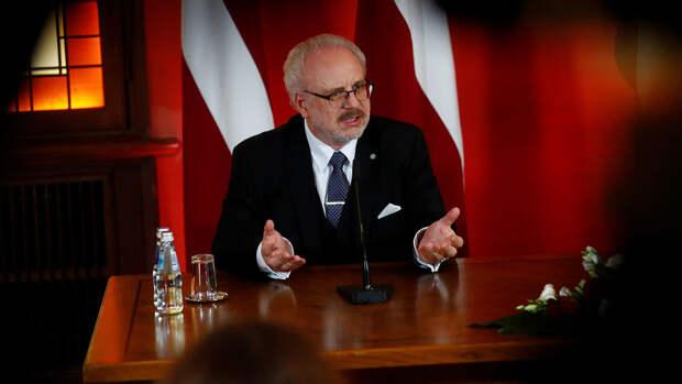 Президент Латвии призвал Байдена действовать жестко во время встречи с Путиным