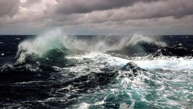 Мистическое море Дьявола
