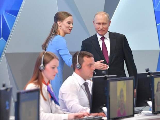 Прямая линия: 5 самых ярких ответов Путина и 5 самых злых вопросов к нему
