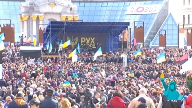 За что Украинцы не простят Россию. Что мне внушили в Киеве.