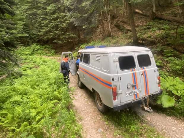 В Сочи отыскали потерявшегося хабаровского туриста