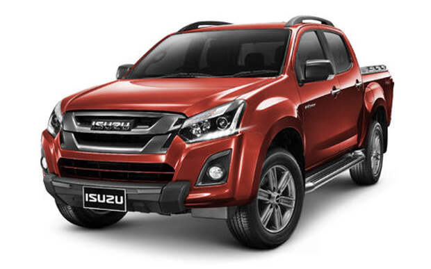 Новый пикап Mazda породнится с Isuzu