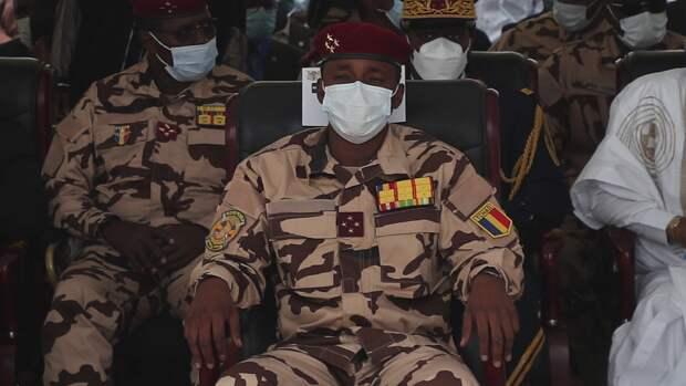 Переходный военный совет Чада утвердил состав правительства республики