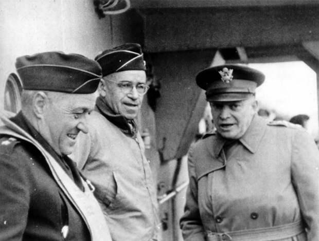 Вторая мировая война. Удар хозяев США и Англии по России