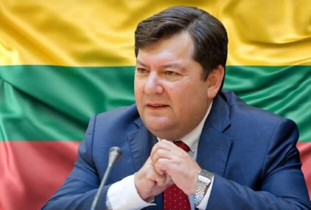 В Литве раскрыли, какую «цену» заплатили за политику против Москвы и Минска