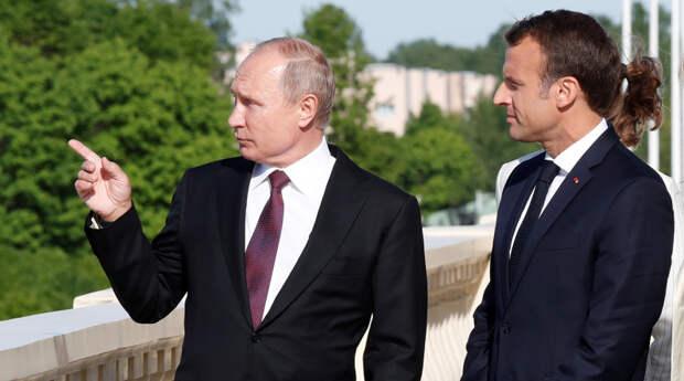 Почему Россия неизбежно заберет Африку у Франции