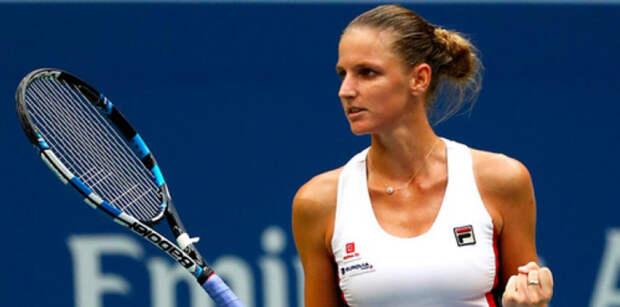 Плишкова стала первой финалисткой турнира в Риме