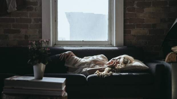 Слишком долгий сон может свидетельствовать о развитии депрессии