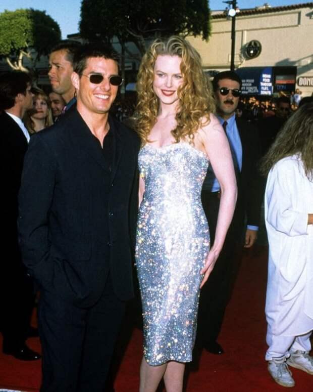 Снимки знаменитостей, которые погрузят вас в безбашенную атмосферу 90-х