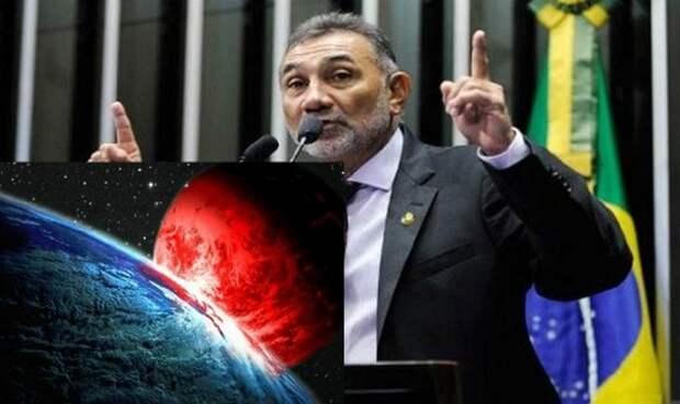 Бразильский сенатор о приближающейся планете Нибиру