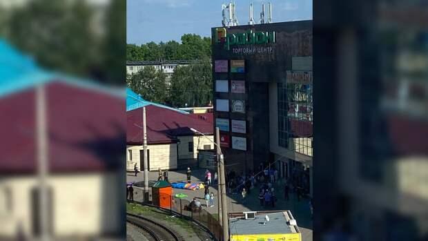 Двоим детям потребовалась экстренная помощь после взрыва батута в Барнауле