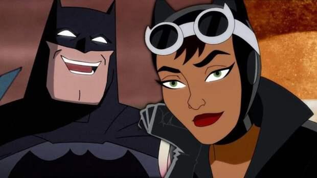 Бэтмена оставили без орального секса с Женщиной-кошкой