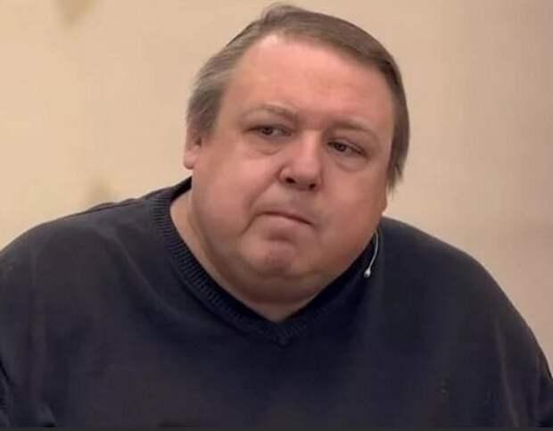 Актер Александр Семчев стал неузнаваемым, сбросив 40 кг веса