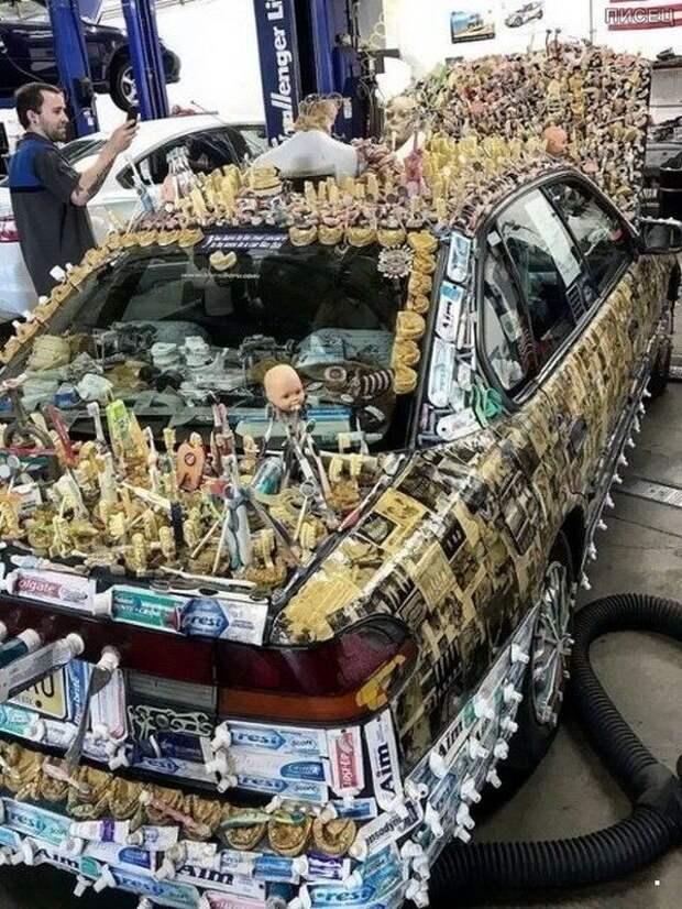 Автомобильная юморина. Веселье продолжается!