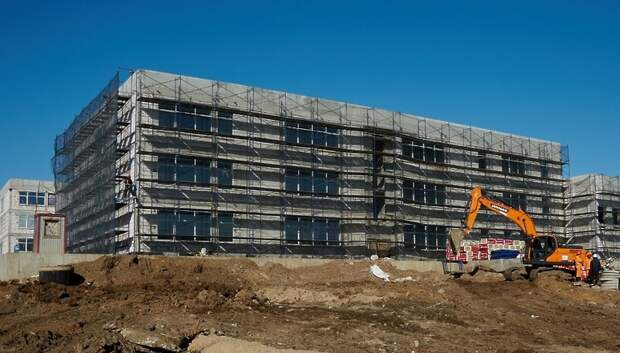 Более 12 га земли выделили в Подмосковье для строительства медучреждений и школ