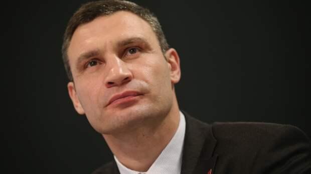 Кличко уволили с должности мэра Киева