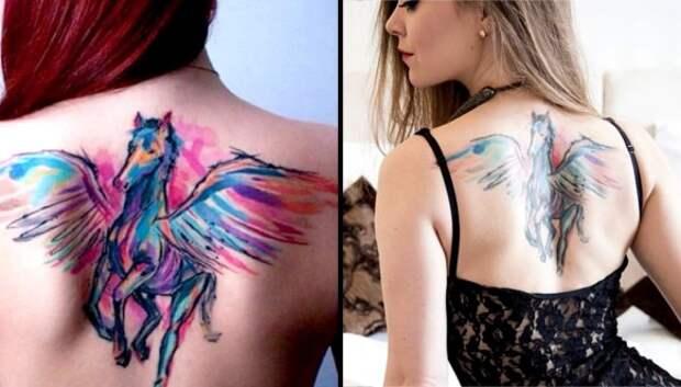 Было — стало: как стареют татуировки